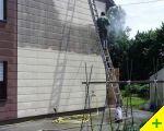 Hochdruckreiniger zum Fassadenwaschen