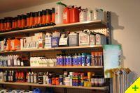 Pflegemittel & Schnittschutzschuhe