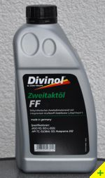 Divinol Mischöl FF 1 Liter